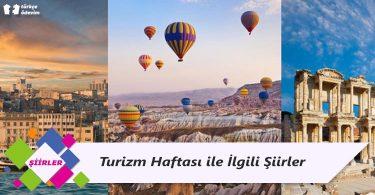 Turizm Haftası ile İlgili Şiirler