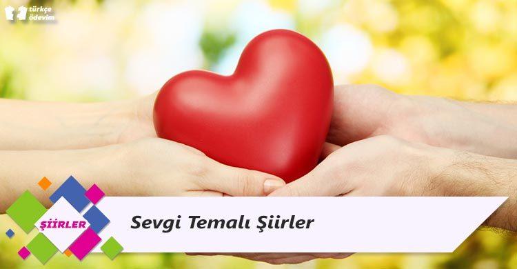 Sevgi Temalı Şiirler