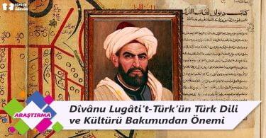 Dîvânu Lugâti't-Türk'ün Türk Dili ve Kültürü Bakımından Önemi