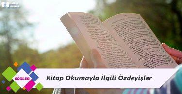 Kitap Okumayla İlgili Özdeyişler