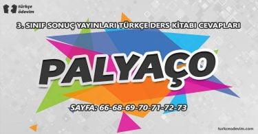 Palyaço Metni Cevapları - 3. Sınıf Türkçe Sonuç Yayınları