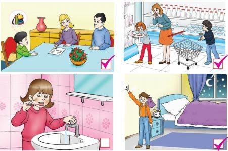 Bilinçli Tüketici Metni Cevapları - Görseller