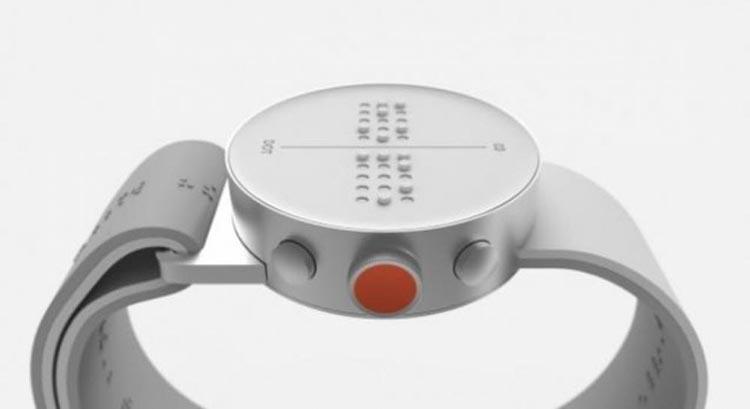 Braille Akıllı Saat