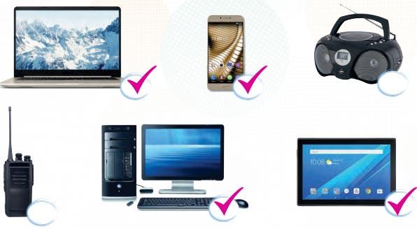 İnternet Dinleme Metni Cevapları - Teknolojik Aletler