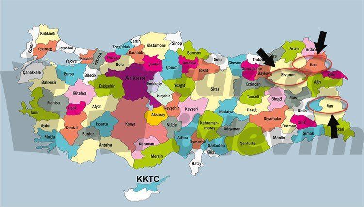 Kastamonulu Şerife Bacı Metni Cevapları - Kars Erzurum Van